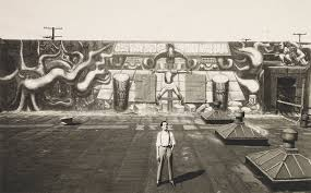 David Alfaro Siqueiros Famous Murals by Conservation Of América Tropical