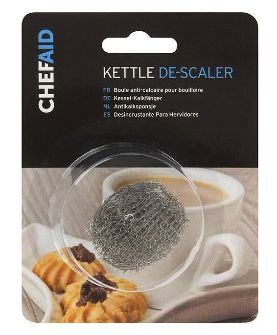Chef Aid Kettle De-Scaler - Stainless Steel