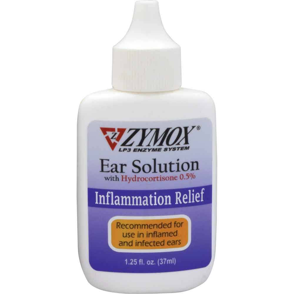 Zymox Enzymatic Ear Solution - 37ml