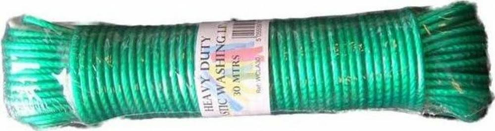 Chain Heavy-Duty Washing Line Assorted 30m WCLA30