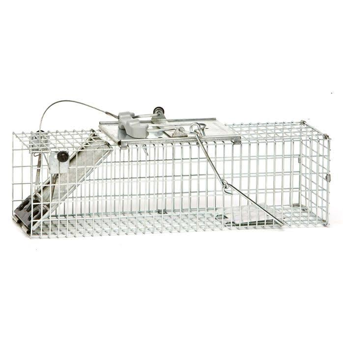 Havahart Pest Control Small Easy Set Animal Cage Trap