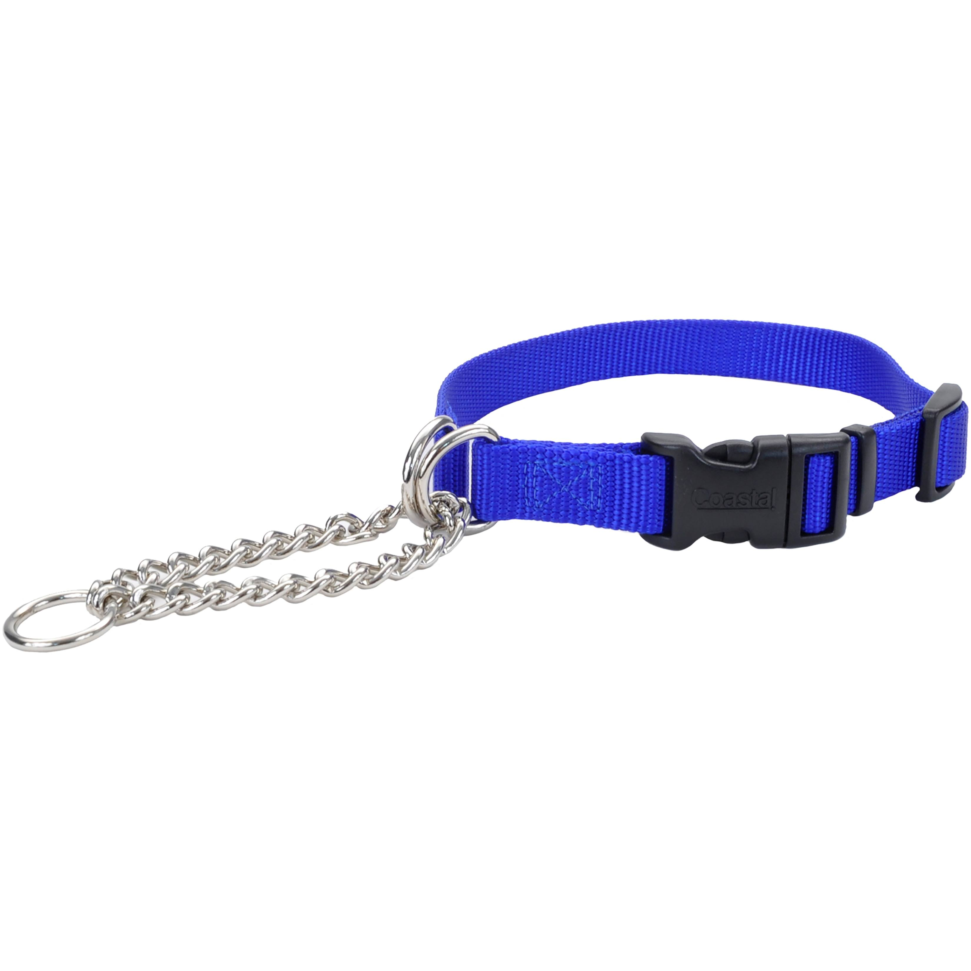Animal Supply Company Training Pet Collar - Blue