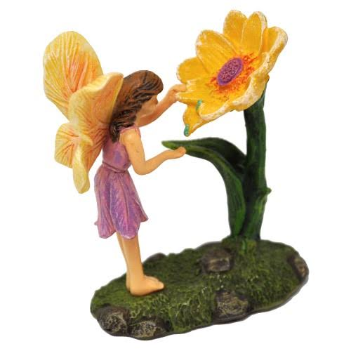 Miniature Morning DEW Fairy for Miniature Garden, Fairy Garden, Size: 3