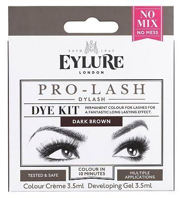 Eylure Pro-Lash Dye Kit - Dark Brown