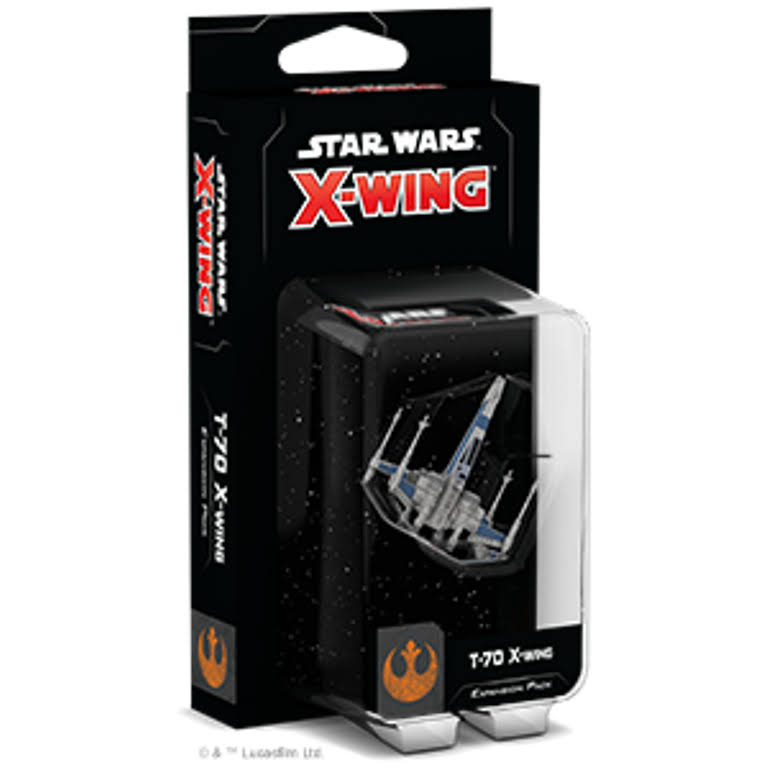 Star Wars X-Wing 2nd Edition: T-70 X-Wing Expansion Pack