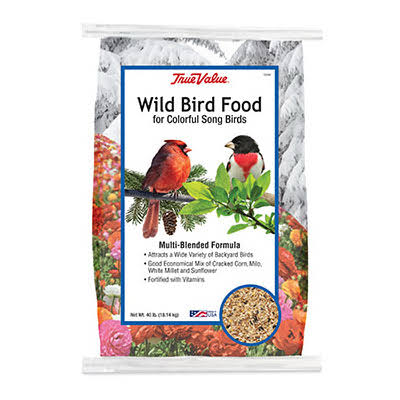 Kaytee Woodland Wild Bird Food - 40lb