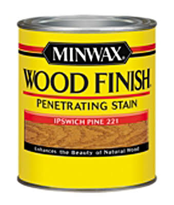 Minwax Wood Finish - 221 Ipswich Pine