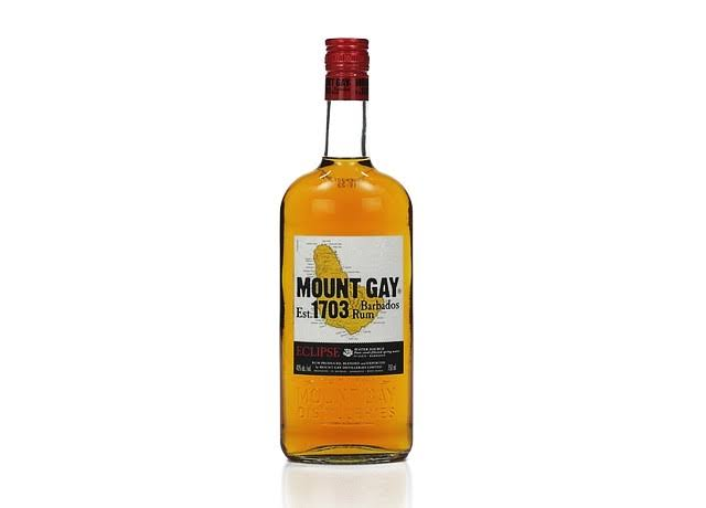 Mount Gay Rum, Barbados, Eclipse - 750 ml