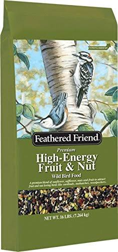 Feathered Friends High Energy Fruit and Nut Wild Bird Food
