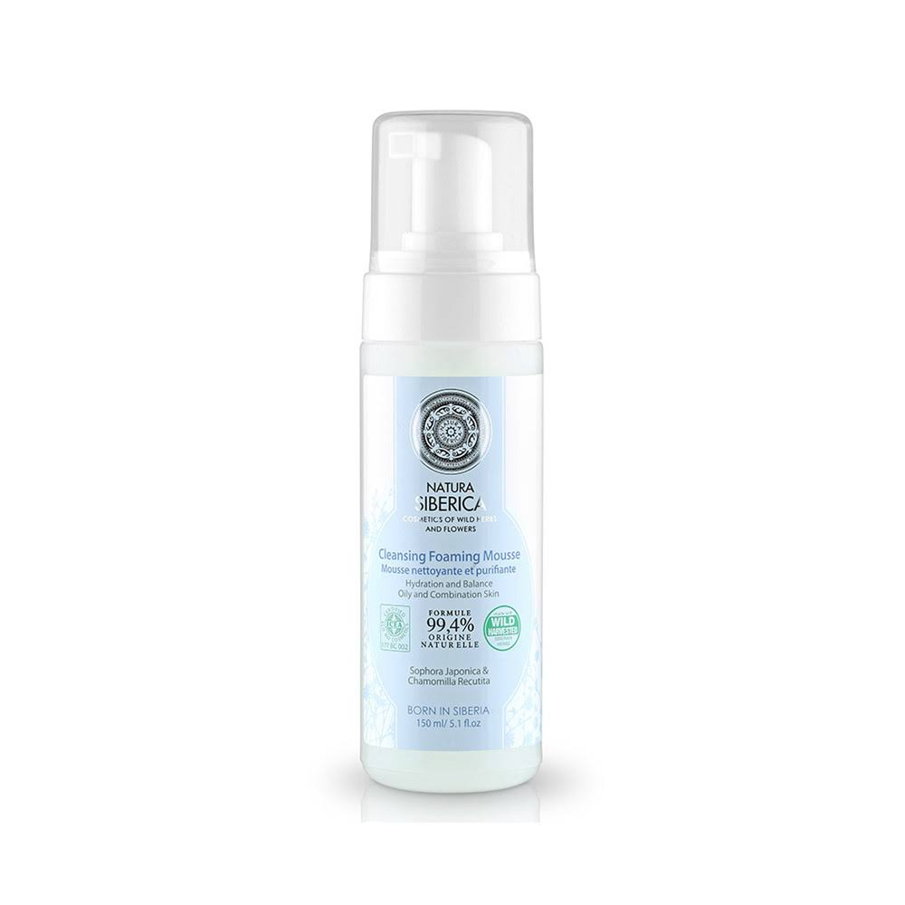 Natura Siberica Cleansing Foaming Mousse - 150ml