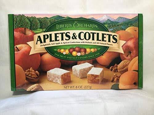 Liberty Orchards Aplets & Cotlets - 8 oz