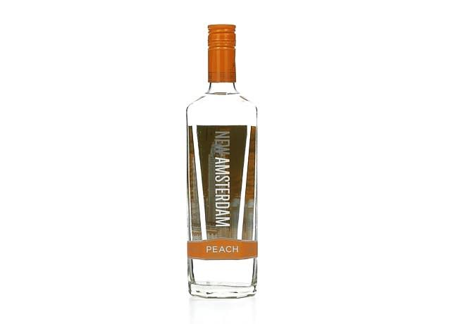 New Amsterdam Vodka, Peach - 750 ml