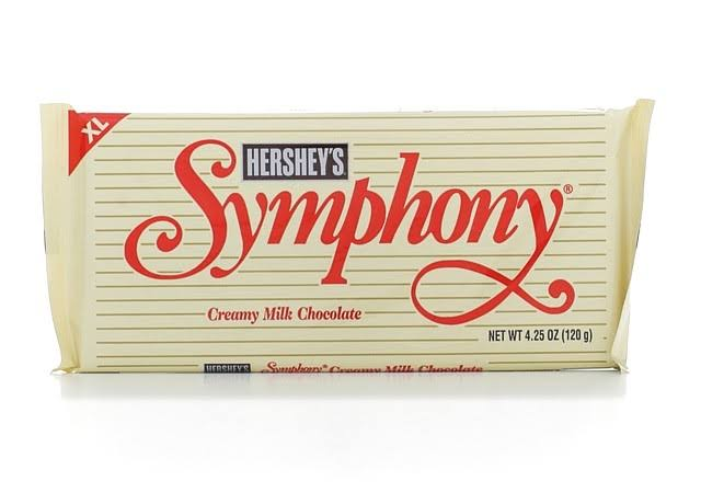 Hershey's Symphony Creamy Milk Chocolate XL Bar - 4.25oz