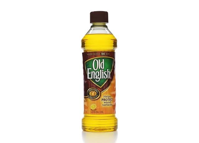 Old English Lemon Wood Furniture Oil - 16oz