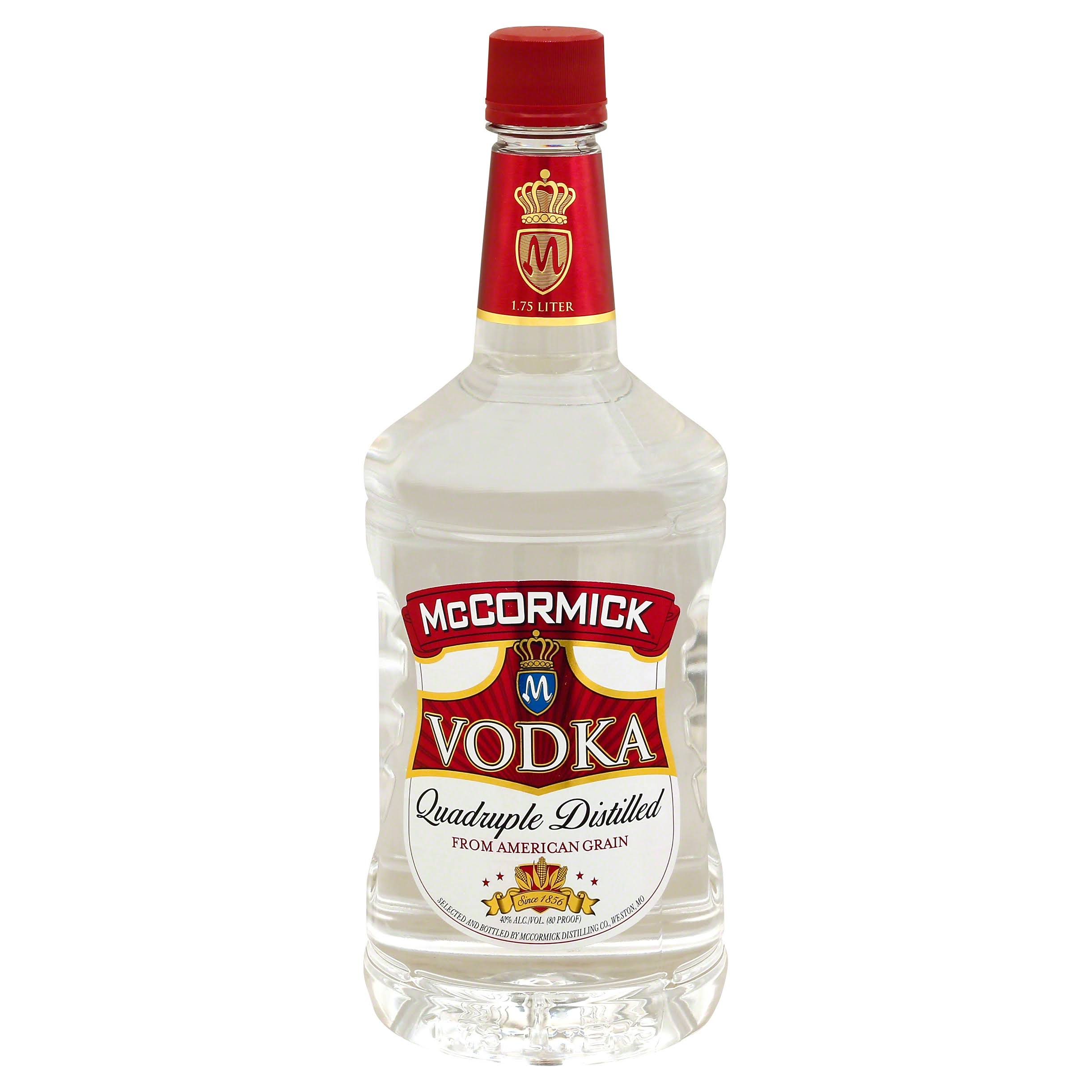 McCormick Distillery Vodka