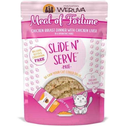 Weruva Cat Food Meal of Fortune 5.5 Ounce 12 Count