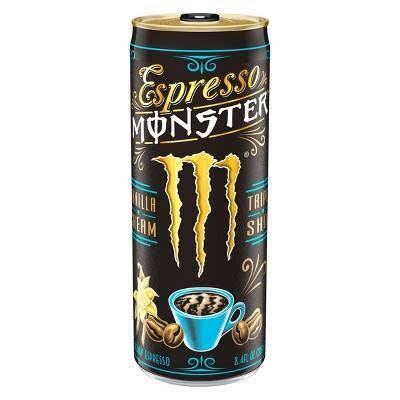 Monster Vanilla Espresso - 8.4 fl oz can