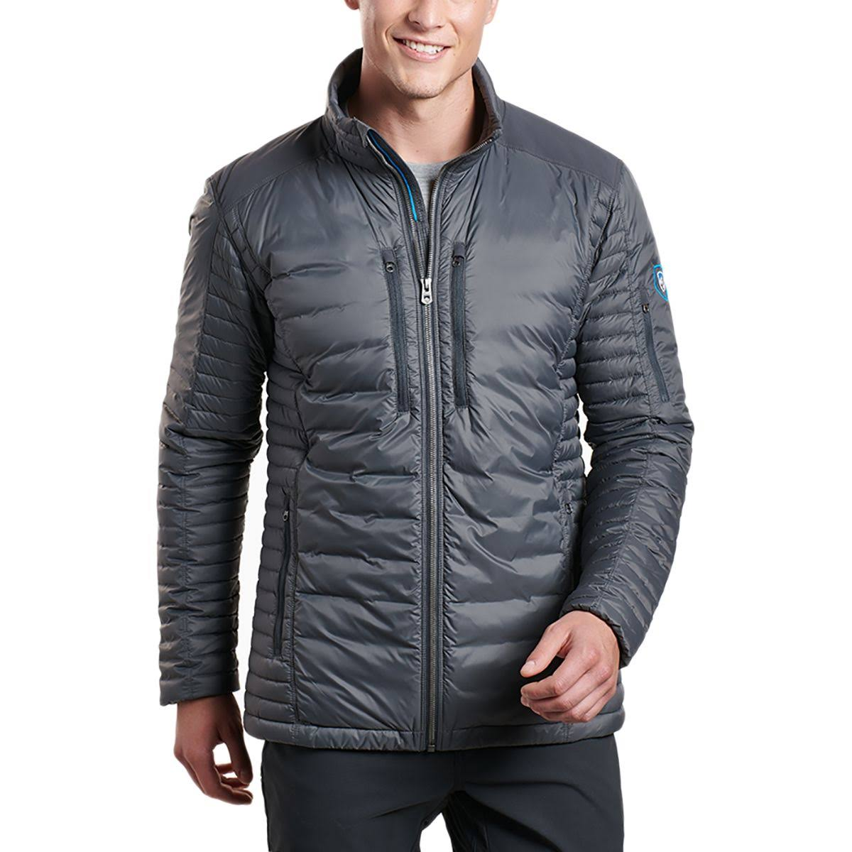 Kuhl Men's Spyfire Jacket (L Carbon)