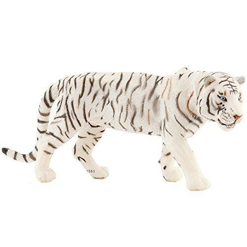 Papo White Tiger Figure