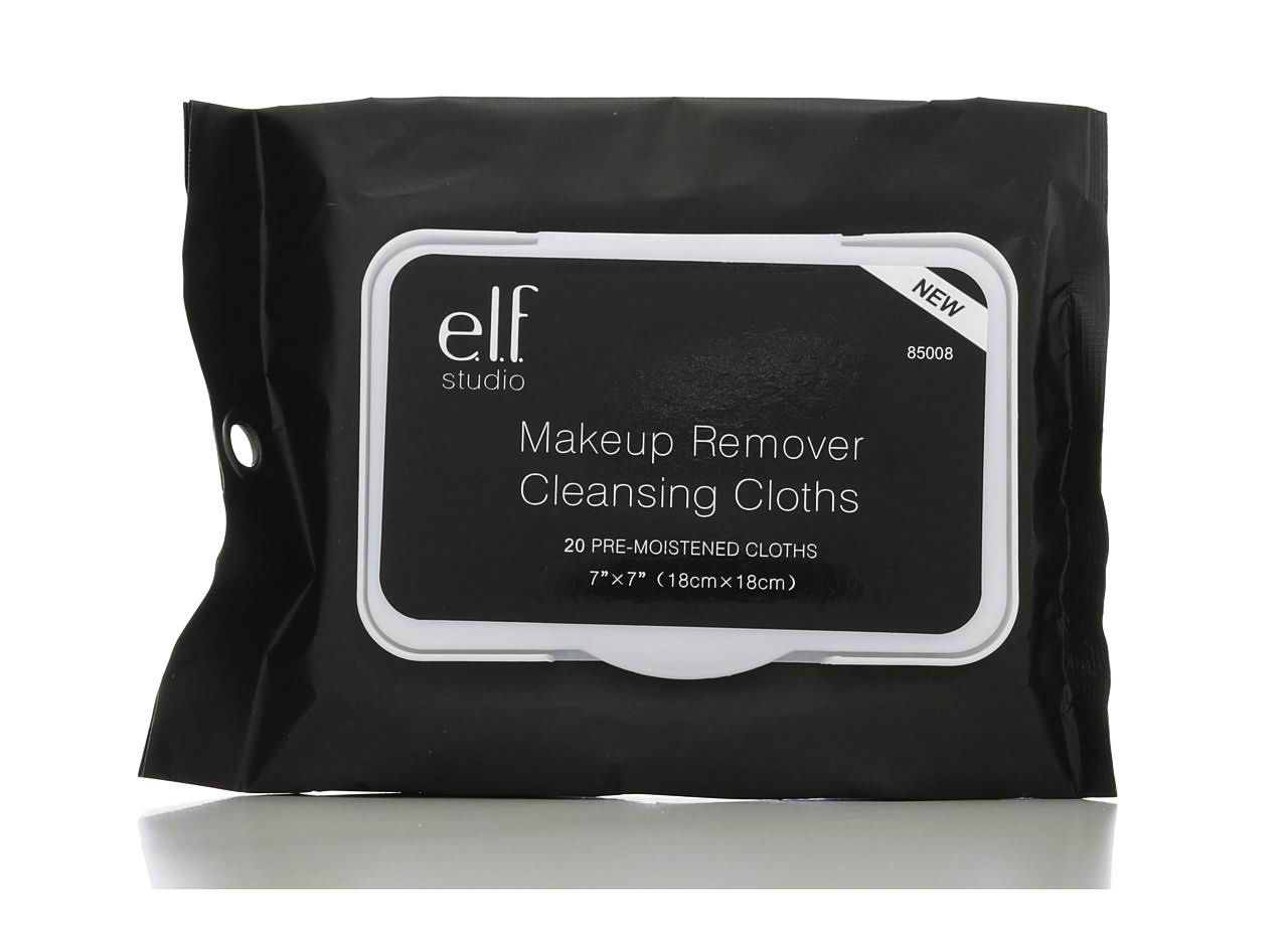 Elf Makeup Remover Cleansing Cloths - 20ct