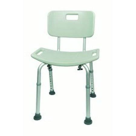 McKesson Bath Bench with Back (146-RTL12202KDR)