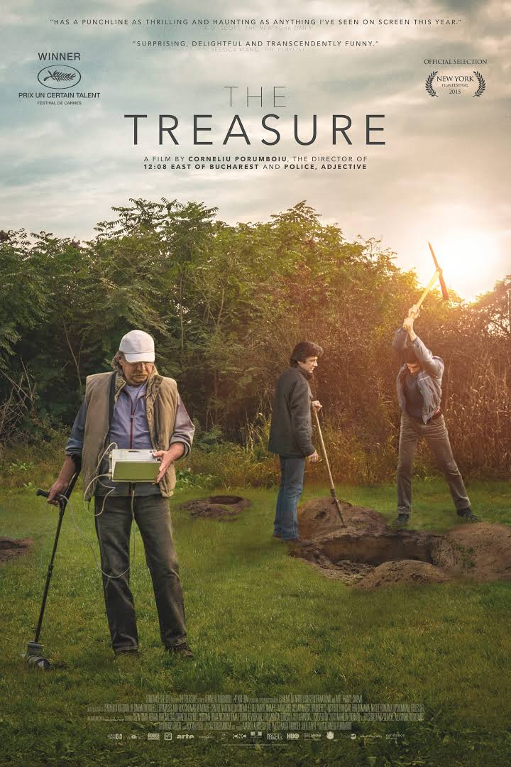 The Treasure-Comoara