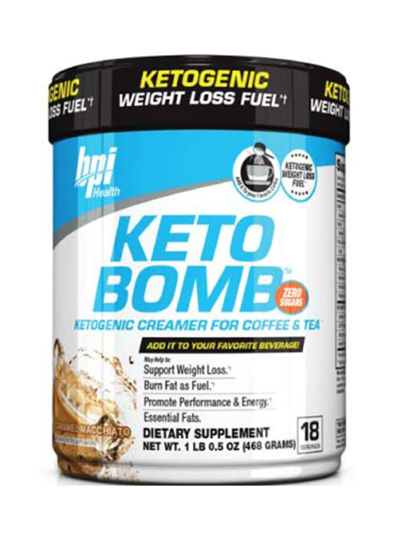 Bpi Sports Keto Bomb Ketogenic Creamer