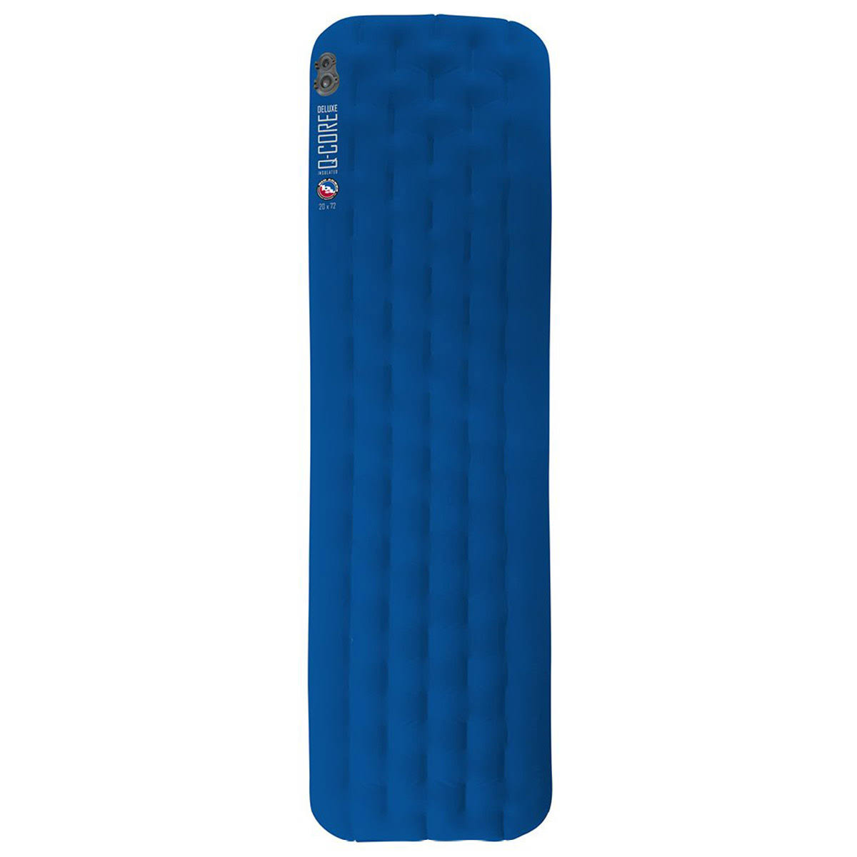 Big Agnes Q-Core Deluxe Sleeping Pad Blue Regular