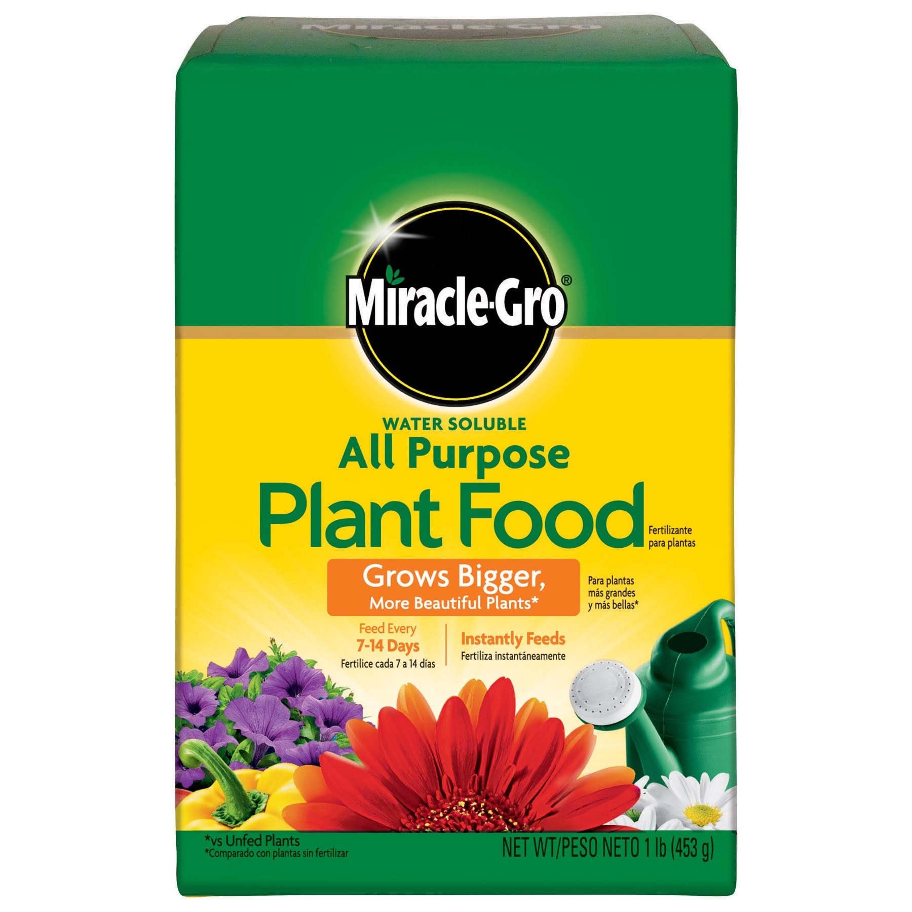 Miracle Gro All Purpose Plant Food - 453g