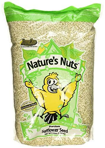 Nature's Nuts Premium Safflower Seed