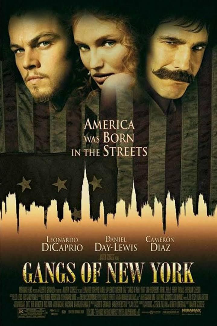 Gangs of New York-Gangs of New York