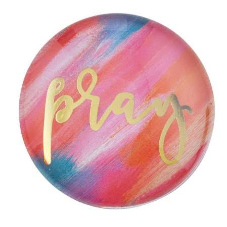 2 Christian Brands F2193 Magnanimous Round magnet-c - Pray ($2.80 @ 2 min)