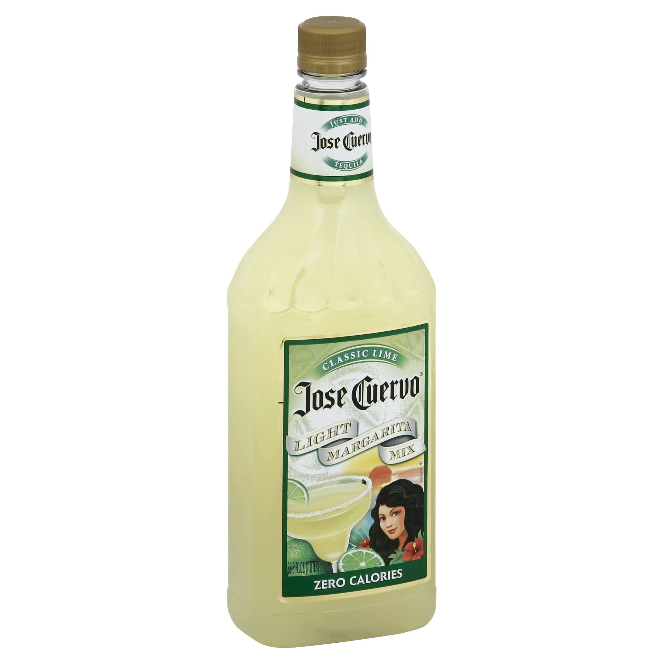 Jose Cuervo Light Margarita Mix - Classic Lime