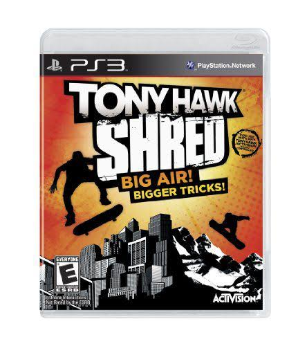 Tony Hawk: Shred - Sony PlayStation 3