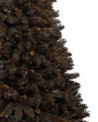 Balsam Christmas Tree Australia by Chocolate Truffle Artificial Brown Christmas Tree Treetopia
