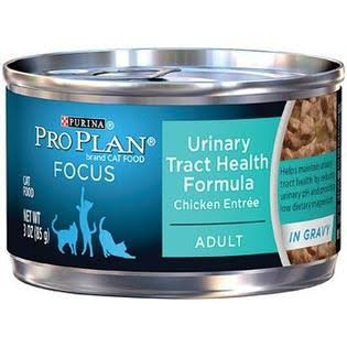 Purina Pro Plan Canned Adult Urinary Tract Health Cat Food - Chicken, 3 Oz