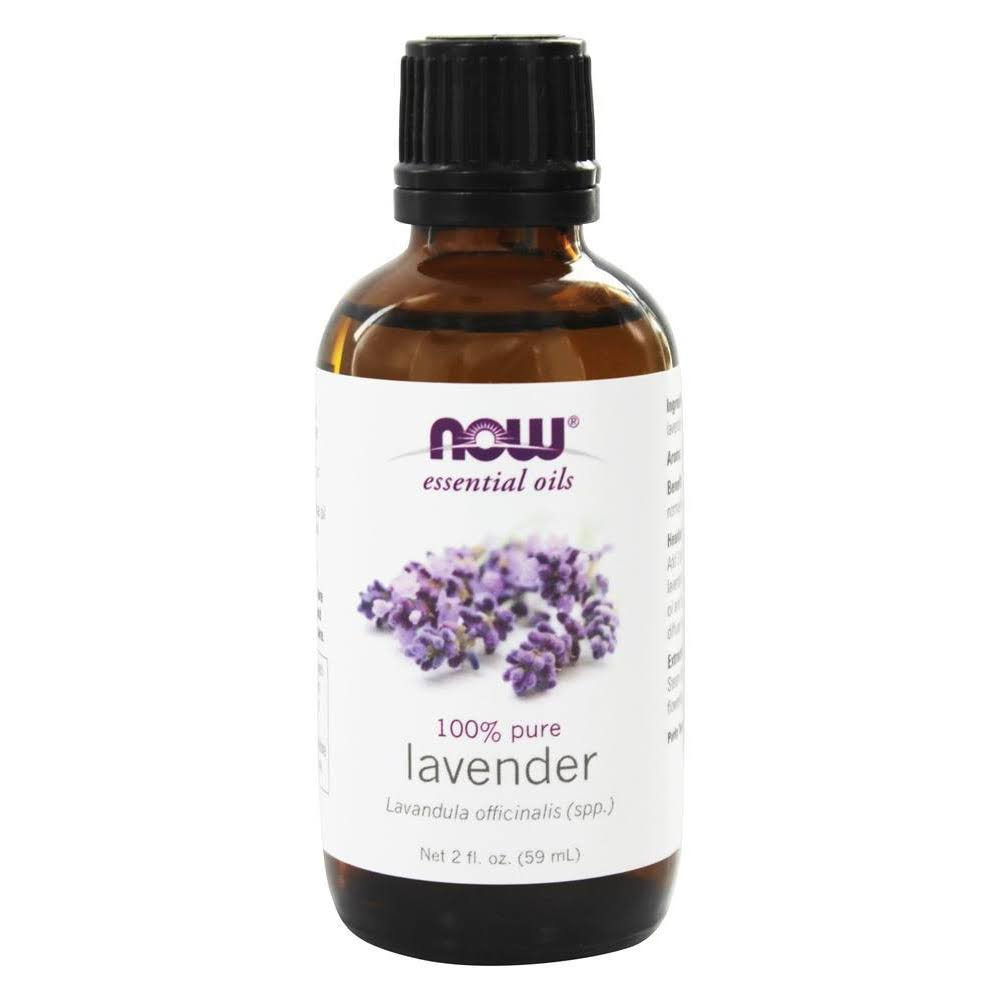 Now Foods Essential Oil - Lavender, 2 oz