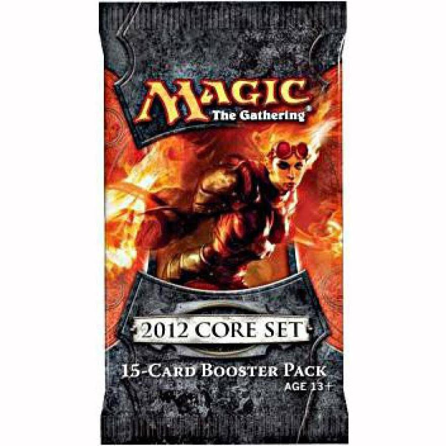 Magic 2012 M12 Booster Pack