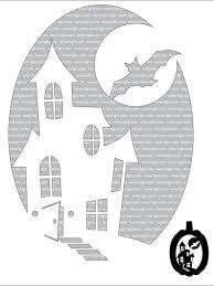 Wolf Pumpkin Stencils Free Printable by Advanced Halloween Pumpkin Carving Templates Hgtv