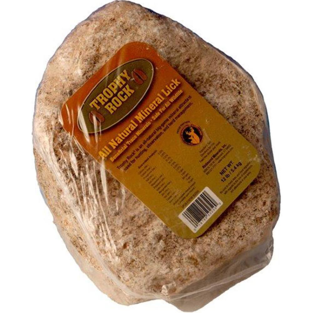 Trophy Rock All Natural Mineral Lick - 12 lbs