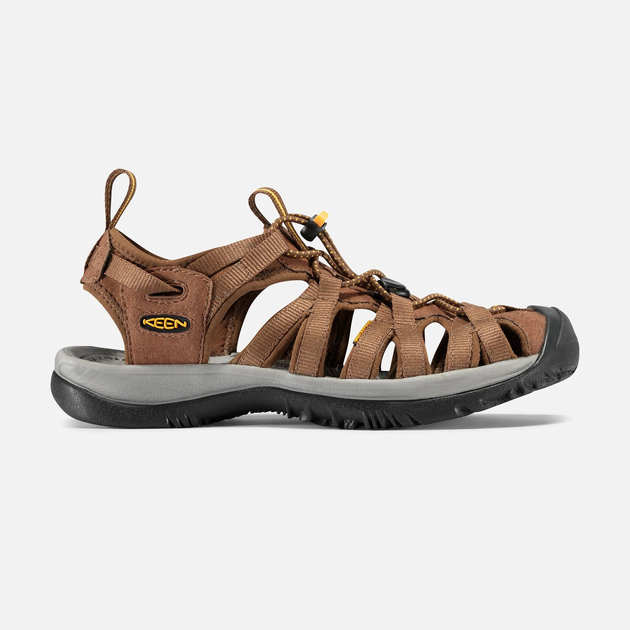 Keen Women's Whisper Coffee Liqueur/Yellow
