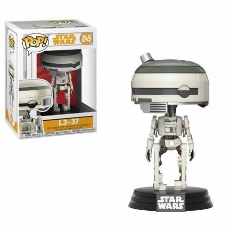 Funko Pop! Star Wars: Solo L3-37 Vinyl Figure