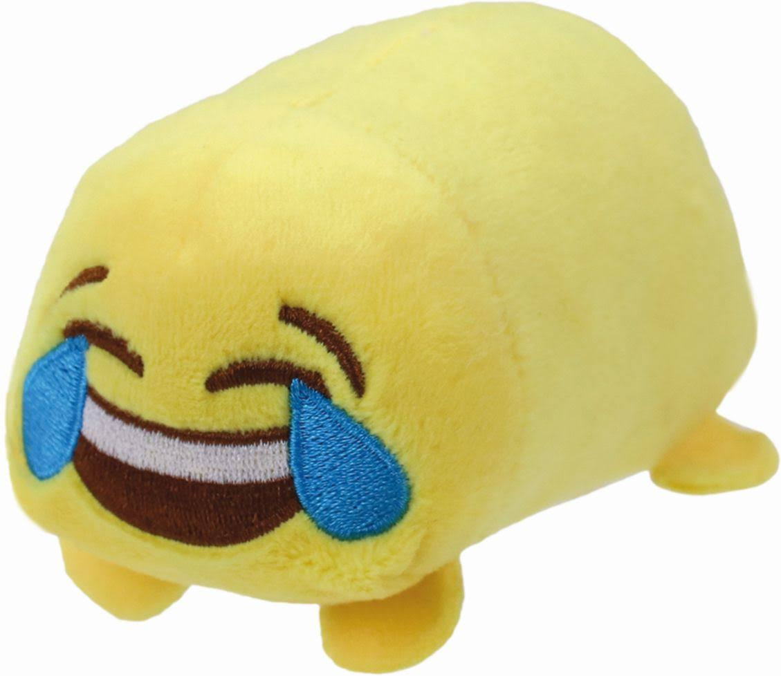 Ty Happy Emoji Teeny Tys Plush