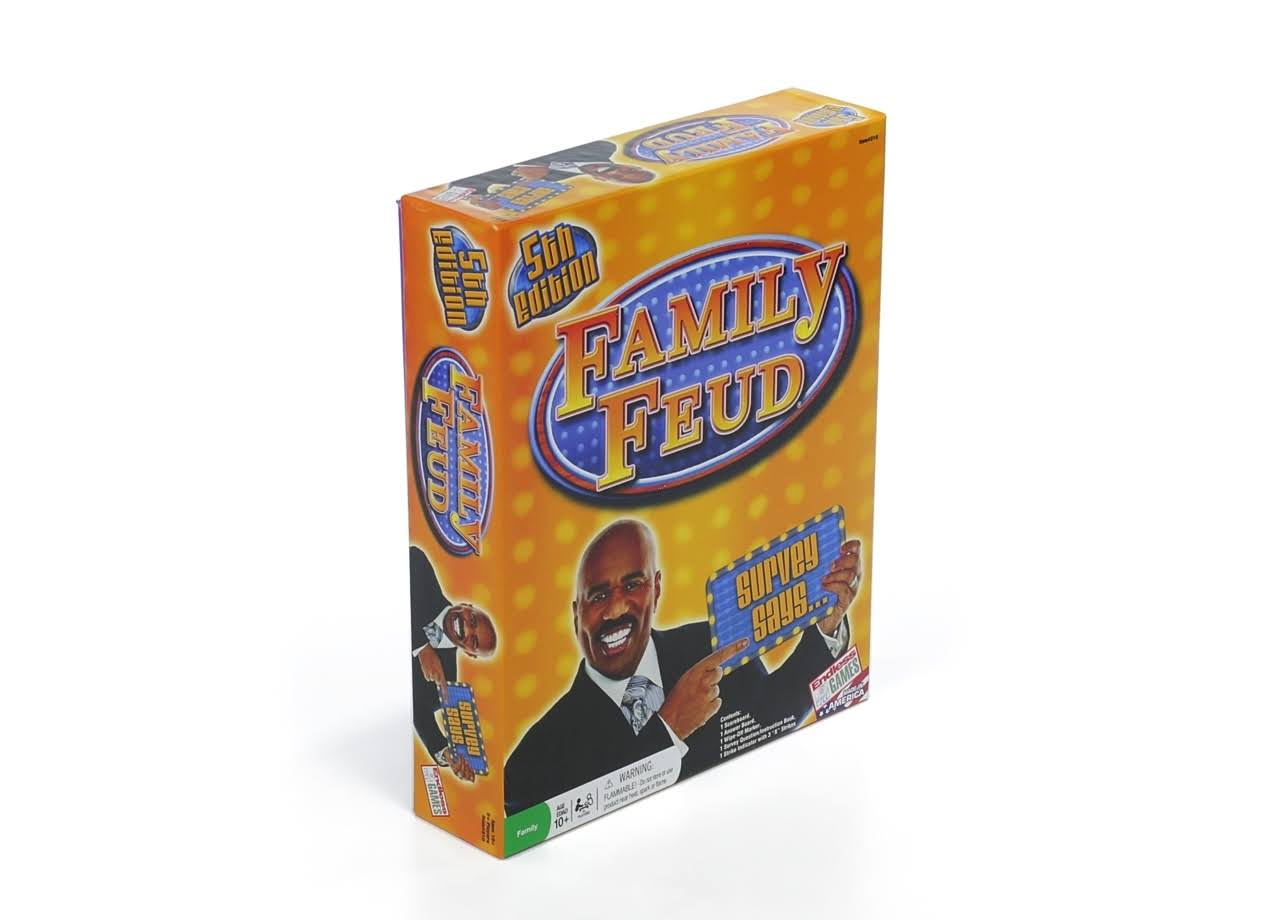 Classic Family Feud Game