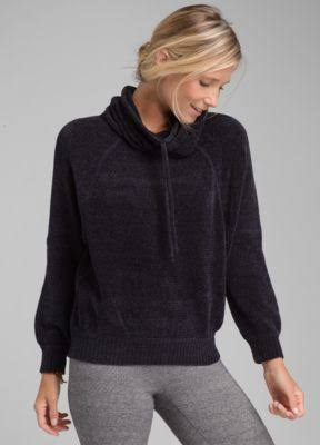 Prana Womens Auberon Sweater Top - Midnight Dew, X-Small