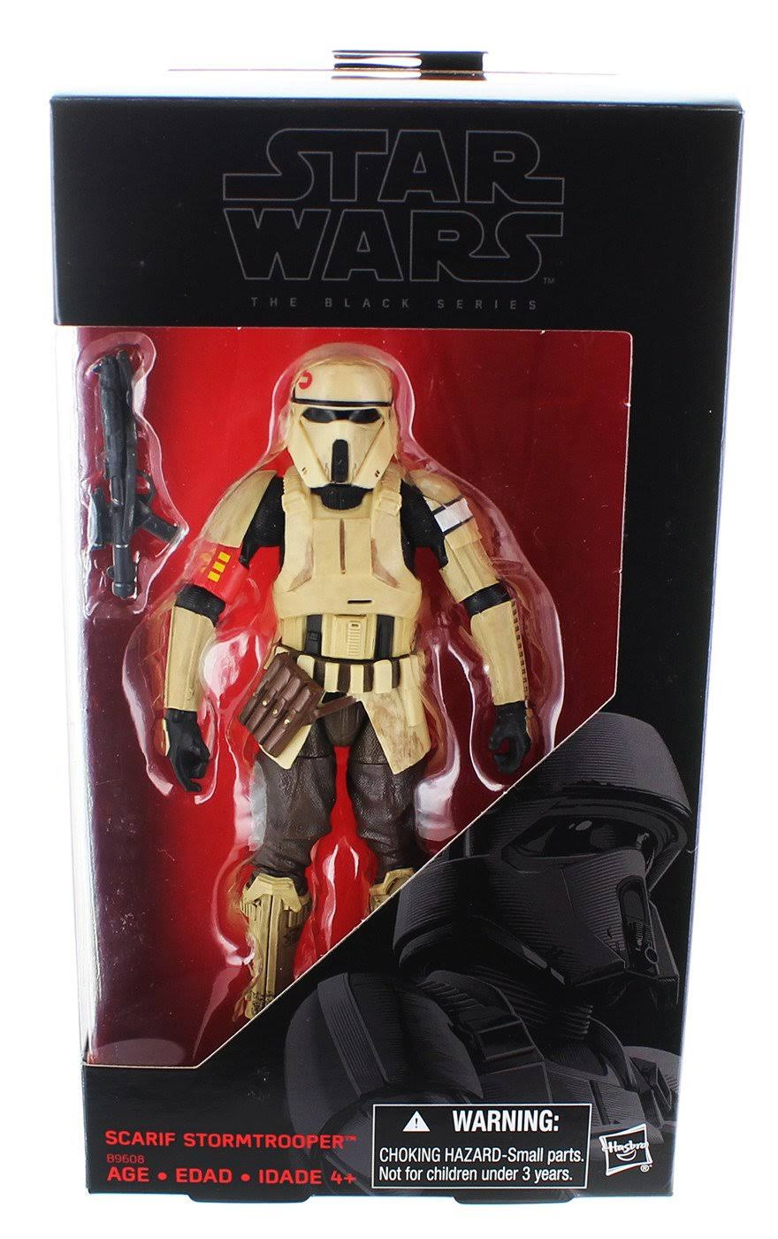 Star Wars The Black Series 6 inch Rogue One Scarif Stormtrooper