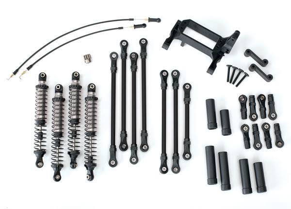 Traxxas 8140 - Long Arm Lift Kit, TRX-4, Complete
