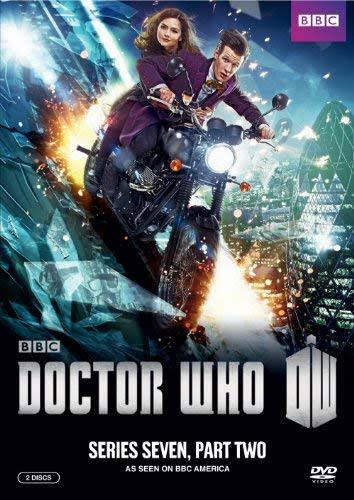 Doctor Who: Series Seven Part Two DVD