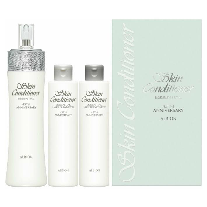 Albion Skin Conditioner Essential 45th Anniversary Coffret Limited Edition