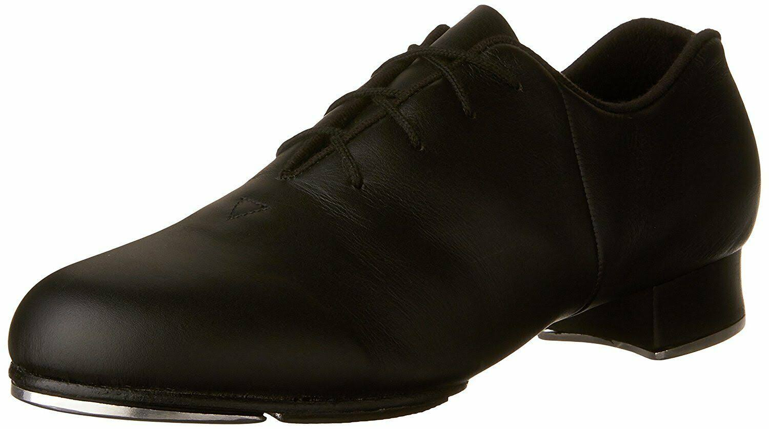 Bloch Women's Tap-Flex Tap Shoe - Black, US6.5